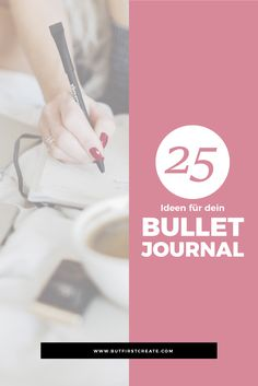 Seit ein paar Wochen habe ich nicht nur ein Bullet Journal für meinen Blog, sondern auch für mein Privatleben. Bullet Journal Starter Guide, Bullet Journal Layout, Bullet Journal Inspiration, Bullet Journals, Journal Diary, Journal Prompts, Journal Ideas, Bujo, Journal Organization