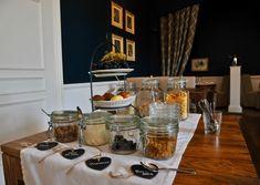 Petit-déjeuner à l'hôtel Edward 1er, Monpazier