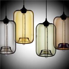 Hot selling Niche Modern glass pendant lamp ,Pod Modern Pendant Light by Jeremy Pyles x Modern Pendant Light, Glass Pendant Light, Glass Chandelier, Glass Pendants, Pendant Lighting, Pendant Lamps, Verre Design, Luminaire Design, Led Lampe Bad