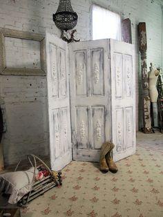 Geschilderde Cottage een van een soort Room door paintedcottages