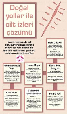 Natural Ways and Skin Scars Doğal Yollar ile Cilt İzleri Çözümü Natural Ways and Skin Scars Solution - Back Acne Treatment, Manicure E Pedicure, How To Get Rid Of Acne, Natural Medicine, Herbal Medicine, Beauty Skin, Natural Health, Natural Remedies, Herbal Remedies