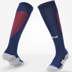 Home Anti-skid Football Stockings Cycling Long Soccer Socks Winter Leg Warmers Thickened Cotton Sports Socks For Adult Men Women