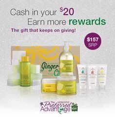 Use Consultant ID # 21314746 at www.arbonne.com