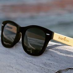 3 lentes de sol de madera para no perder el estilo este verano