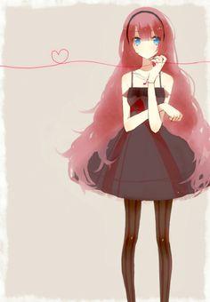 Luka :3 Megurine Luka, Vocaloid, Kawaii characters