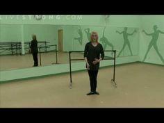 Move fluidly through all 5 basic ballet positions. Learn how to do basic ballet positions in this dancing video.