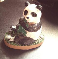 Snow Globes, Panda, Collection, Home Decor, Homemade Home Decor, Pandas, Interior Design, Home Interiors, Panda Bear