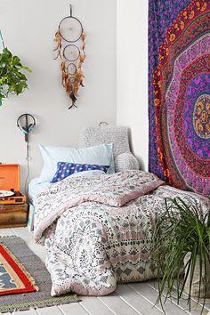 ♀♅☽ Dream Catcher #bedroom #interior #decor