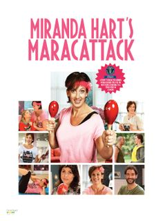 Buy Miranda Hart's Maracattack on DVD at Mighty Ape NZ. Miranda Hart's Maracattack is a British TV comedy programme presented on DVD. Miranda Hart (Miranda, Call the Midwife) takes her unique brand of come. High Intensity Cardio Workouts, Fun Workouts, Workout Dvds, Workout Videos, Sarah Hadland, British Tv Comedies, Miranda Hart, Amazon Dvd, Bbc Worldwide