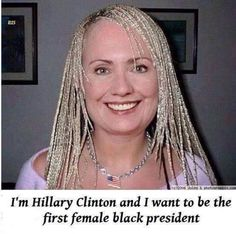 51 entries are tagged with hillary clinton meme. Black Presidents, Hillary Clinton Meme, Ghetto Red Hot, Funny Memes, Hilarious, Funny Quotes, Chris Rock, Black Girls Rock, Princesses