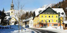 99 € -- Obertauern: 4*-Tage nahe Skilift & Halbpension, -40€