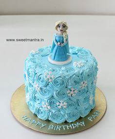 Cake Decor Pimple Saudagar : Homemade Frozen Cake on Pinterest