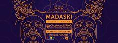 LOOP preview w/ Madaski live – SAMO Torino  