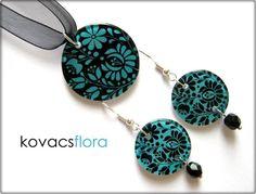 kovacsflora 2012 kék-fekete | kovacsflora 2012 blue-black