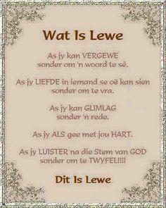 Dit is Lewe