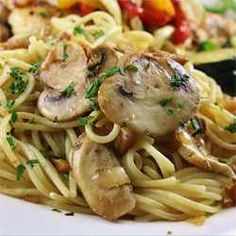Pasta Pancetta