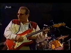 """Ronnie Earl & the Broadcasters - """"Moanin"""" - This clip is from a 1996 performance, taped for broadcast on German TV, where Ronnie and the Broadcasters opened for Carlos Santana."""