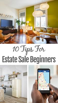 Tips to keep in mind while estate sale shopping! Find sales near you on EstateSales.NET