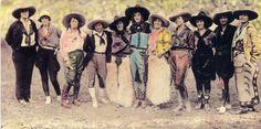 oldtime cowgirl pictures | Licks N Flicks