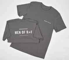 Unisex Short-Sleeve T-Shirt with R+F logo #RFConvention