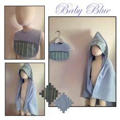 Ensemble baby blue