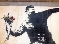 Epic Graffiti of West Bank, Palestine