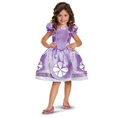 DISGUISE COSTUMES REF: 56699 PRINCESA SOFIA CLASICO - Incluye vestido con cameo. PRECIO COLOMBIA: 120.000