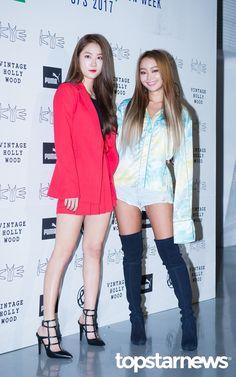 [HD포토] 씨스타(SISTAR) 소유-효린 건강미 넘치는 몸매 #topstarnews