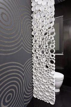 Ünnepi kreatív ötletek: Fantasztikus fürdőszoba csinosító ötletek
