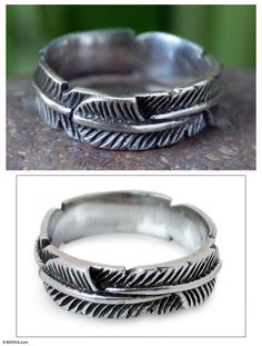 bought a similar ring at a 2nd hand boutique store. Found a similar one on Novica, but feel like someone else makes it too: ideas?