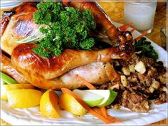 COUNTRY THANKSGIVING DINNERS   ... country will sit down to feast on a traditional Thanksgiving dinner of