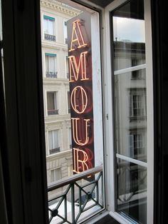 Hotel Amour For Lovers Only Paris