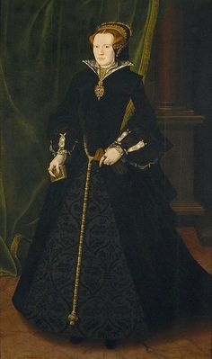 Lady Mary Dudley, c. 1550–1555, attributed to Hans Eworth (Flemish, 1520-1574)