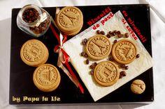 Biscuiți de post cu mirodenii și cafea... Coffee spice cookies...