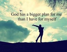 Our knowledge, plans, and thoughts only go so far.  God knows it all.  Plans it all.  Thinks it all.    He wins! :-)