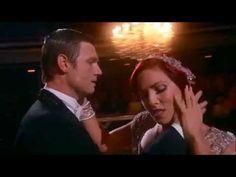 Nick Carter and Sharna Burgess: Week Three - Waltz