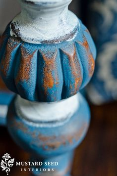 Flow Blue Milk Paint Color