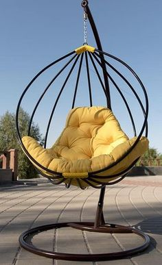 Considering A Hammock Tent For Your Camping Needs – Backpacking Hammock Iron Furniture, Steel Furniture, Garden Furniture, Furniture Design, Outdoor Furniture, Hanging Egg Chair, Swinging Chair, Diy Hanging, Hammock Tent