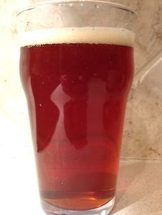 Imperial Red Ale revolution red skull clone