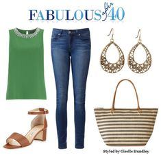 Casual Chic Summer Outfit Ideas for forty year old | Summer Look - summer clothes