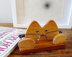Eyeglass Holder Cat - children's storage