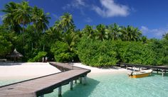 Maldives Resort Embudu Village.....been there. Once more would be nice