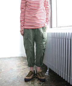 Baggy w stripes