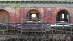 Divine Lorraine Hotel Inside 70s | Tour the Divine Lorraine and Metropolitan Opera House with NAC