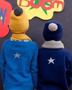 Have you guessed we love stars?! #cosyincashmere