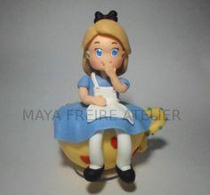 Alice na xícara
