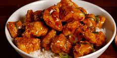 This crispy, tangy orange chicken is so much better than Panda.