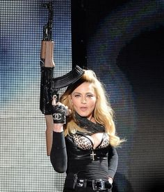 Martin Solveig is Amazed by Madonna's Stage Show