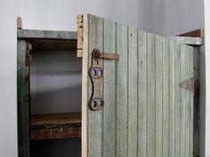 DIY Old Gate Bar