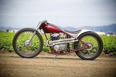 Honda CL360 Bobber by Salinas Boys #motorcycles #bobber #motos   caferacerpasion.com